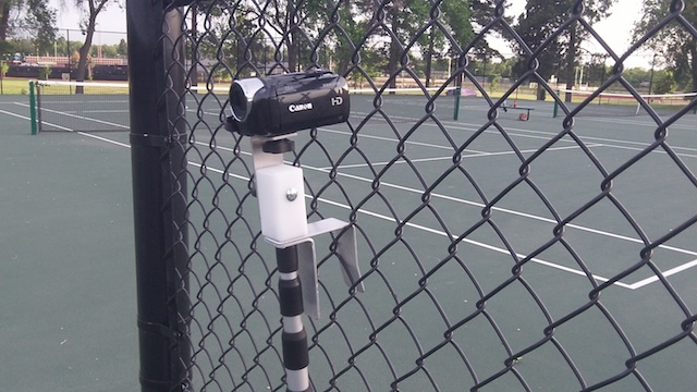 how to make a camera mount